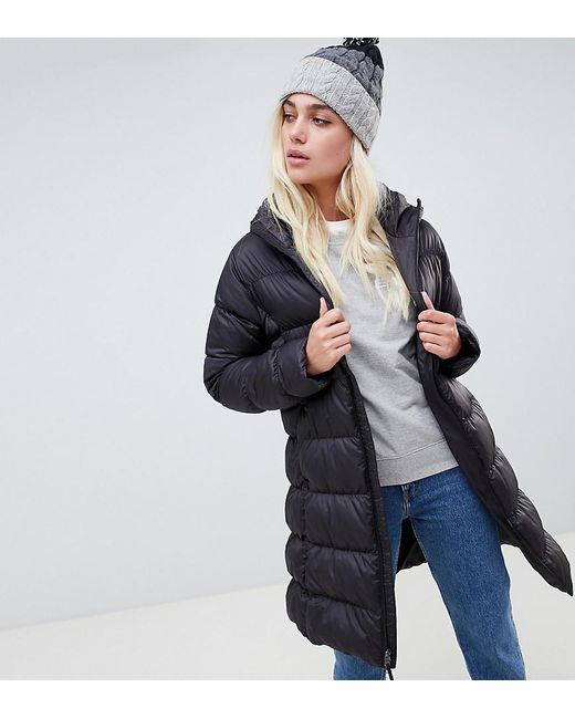 Patagonia Downtown Parka In Black in Black - Lyst cea0d6fe3bf6