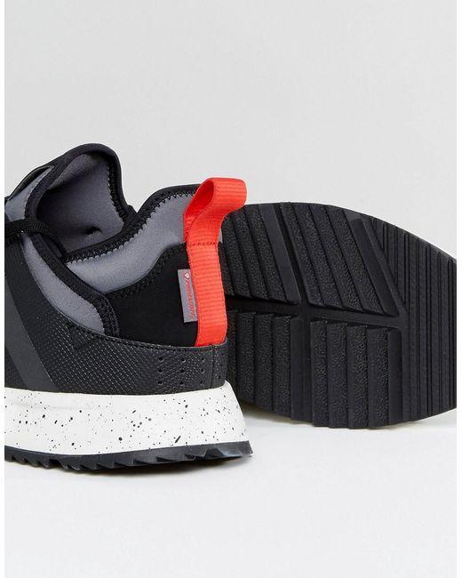 X_PLR Boot Trainers In Black BZ0669 - Black adidas Originals lAfFnSkhnj
