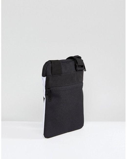 ... Siksilk - Flight Bag In White for Men - Lyst ... d73089f938b96