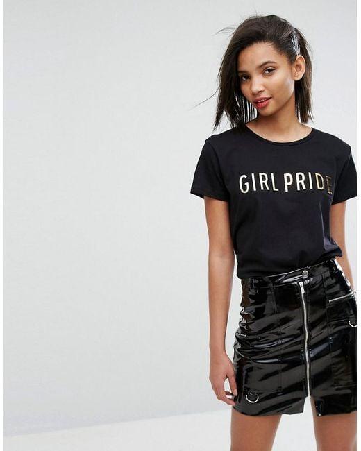 Mango | Black Girl Pride T-shirt | Lyst