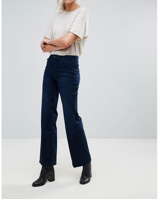 Pepe Jeans | Blue New Brooke Bootcut Jeans | Lyst