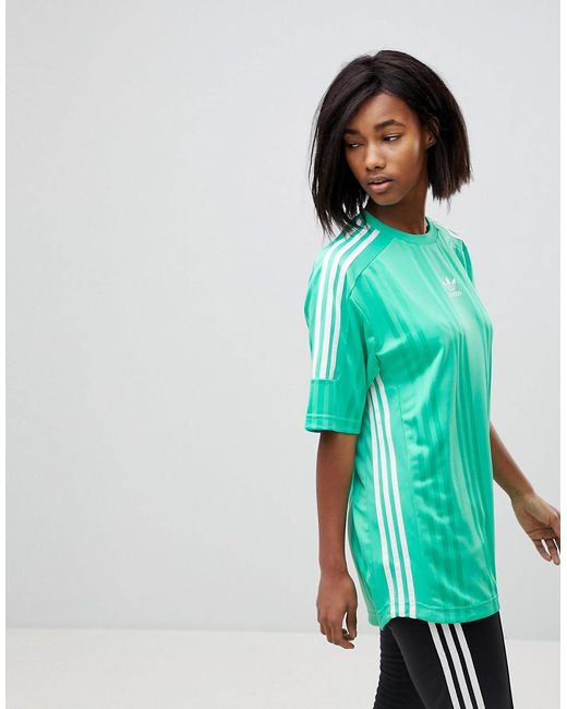 Lyst adidas Originals Originals Nova 3 Stripe jersey jacquard