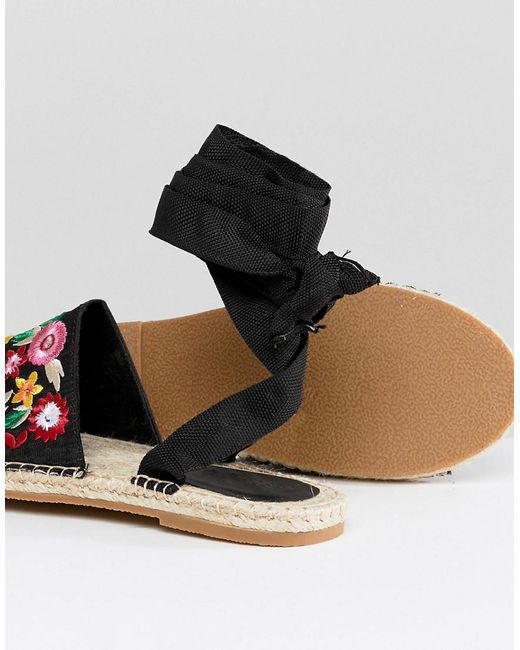 JAC Embroidery Espadrille Sandals for sale cheap price from china 4mPYU