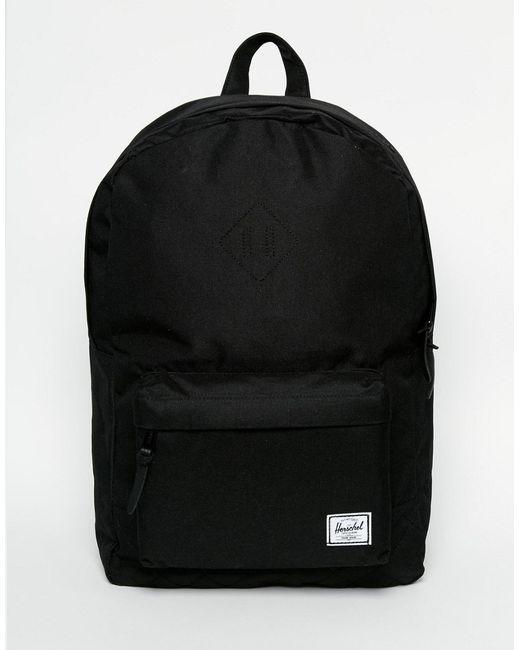 Herschel Supply Co. | Black Little America Backpack for Men | Lyst