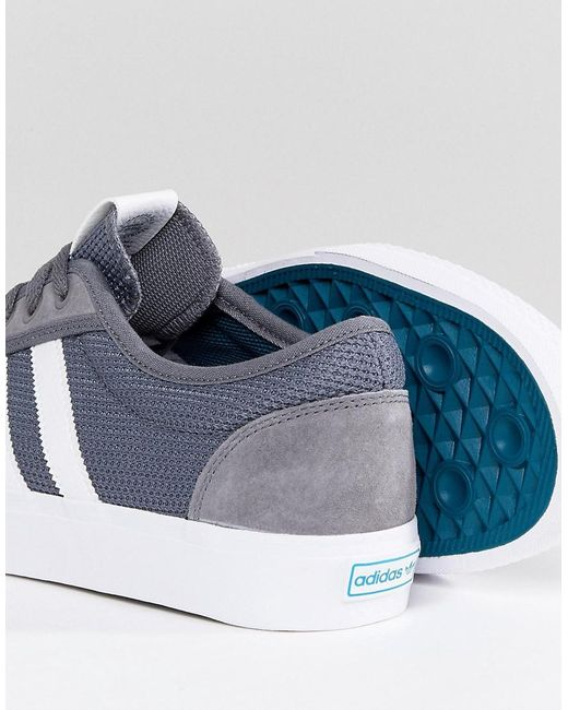 adidas Skateboarding Adi-Ease Trainers In Grey CQ1063 cheap sale pictures BYHXvJ