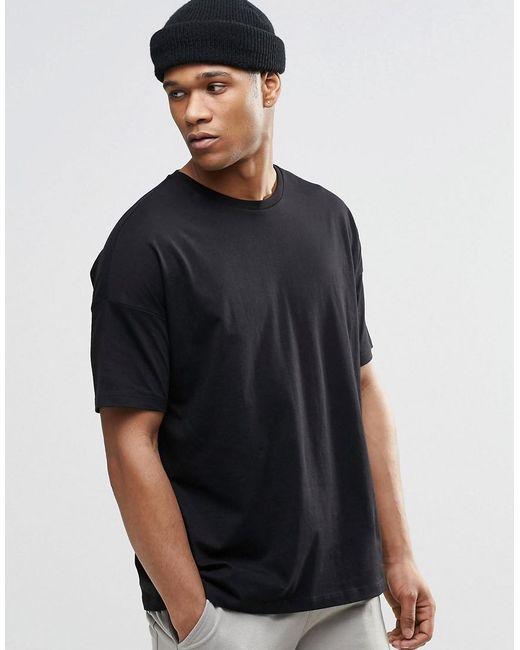 ASOS | Oversized T-shirt In Black for Men | Lyst