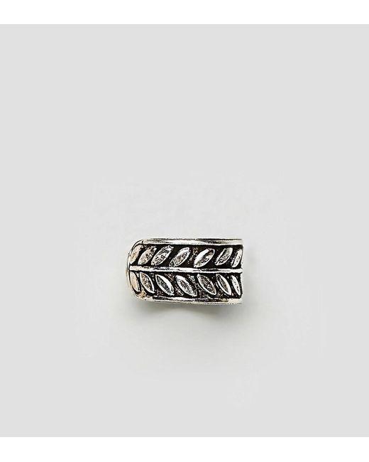 Kingsley Ryan | Metallic Sterling Silver Leaf Ear Cuff | Lyst