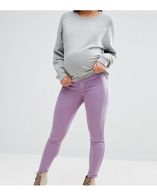 ASOS DESIGN Rivington high waisted jegging in mid wash with knee rips Sale Websites Outlet Where Can You Find Great Deals For Sale Finishline lspEtU