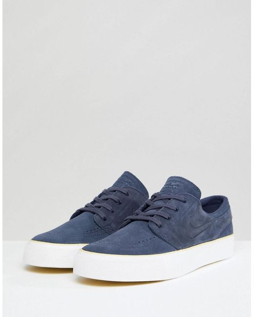 Janoski Janoski Janoski Stefan Nike Nike Nike Blue in Ht 400 for Zoom Trainers In Aa4276 Blue ZEZqF7w