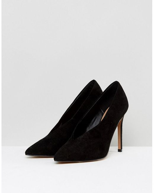 PRIORITY High Heels - Black Asos TvAqDA