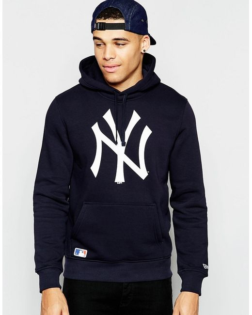 KTZ | Black New York Yankees Hoodie for Men | Lyst