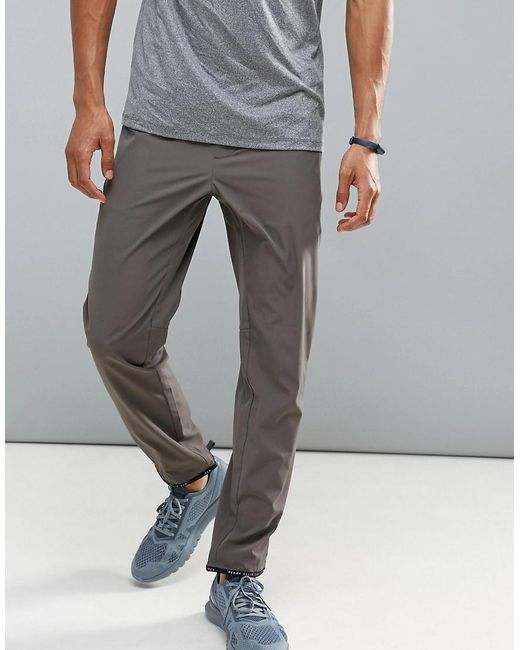 Perry Ellis - Gray 360 Sports Jogger Distance Stripe Waist In Dark Grey for Men - Lyst