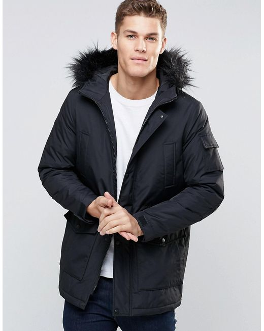 Buy products related to men's parka fur hood black products and see what customers say about men's parka fur hood black products on mundo-halflife.tk FREE DELIVERY possible on eligible purchases.