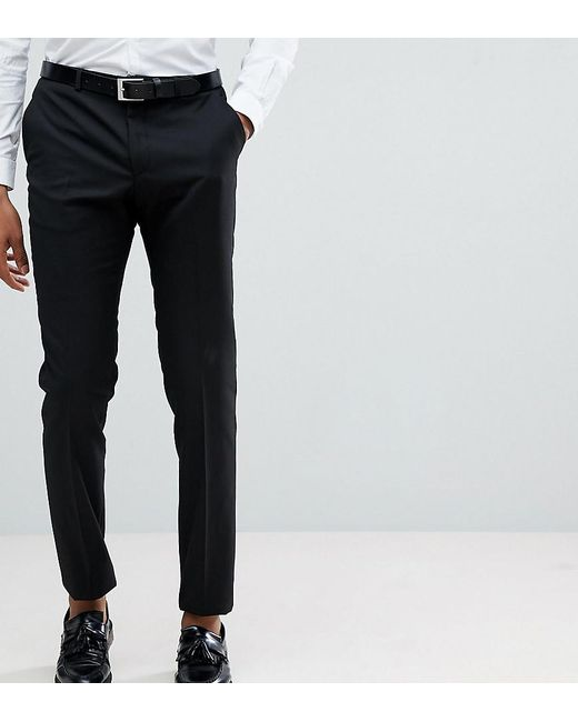 Lyst Heart Dagger Tall Skinny Suit Pants In Black For Men