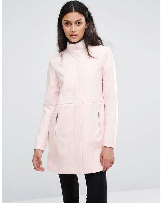 Pink Lightweight Jacket JecqmN