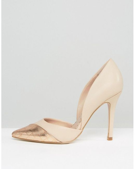 Miss Kg Caitlyn Contrast Court Shoes