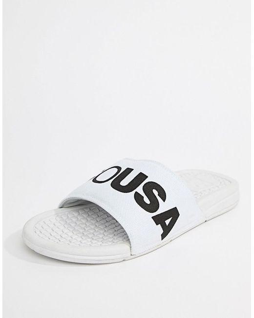 DC Shoes Bolsa Sliders In Black discount view shop offer sale online discount choice DsOGcJg