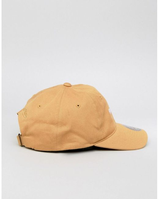 Bouchon De Chukker Réglable - Orange, Mitchell & Ness