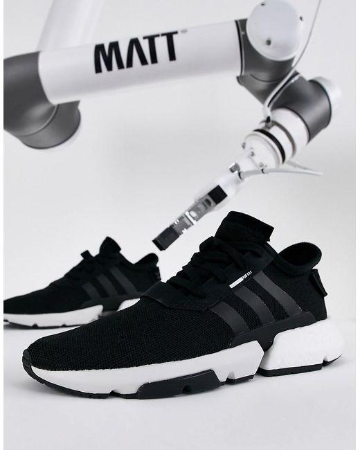 on sale 001ea 47f23 Adidas Originals - Pod-s3.1 Sneakers In Black B37366 for Men - Lyst ...