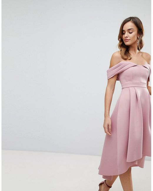 f593b668f83 ASOS Pink in Pink - Lyst