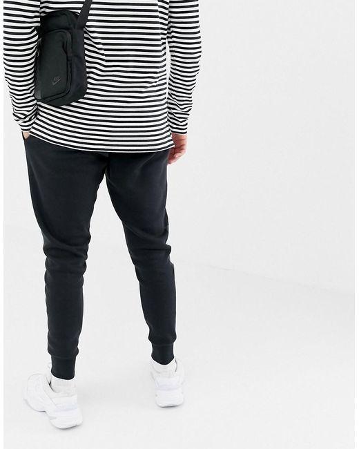 947f2604e20c5 Nike Air Skinny Sweatpants In Black 928637-010 in Black for Men - Lyst