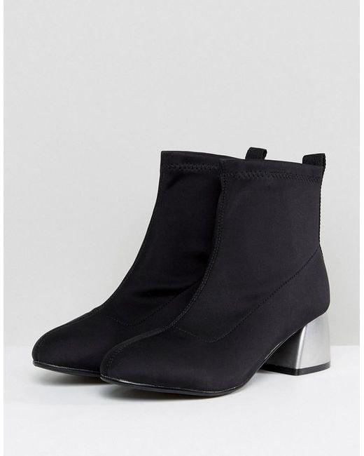 Park Lane Heeled Sock Boots oEvjBsS