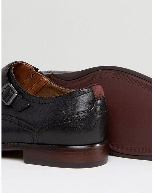 Aldo Ales Brogue Monk Shoes In FzzQcV