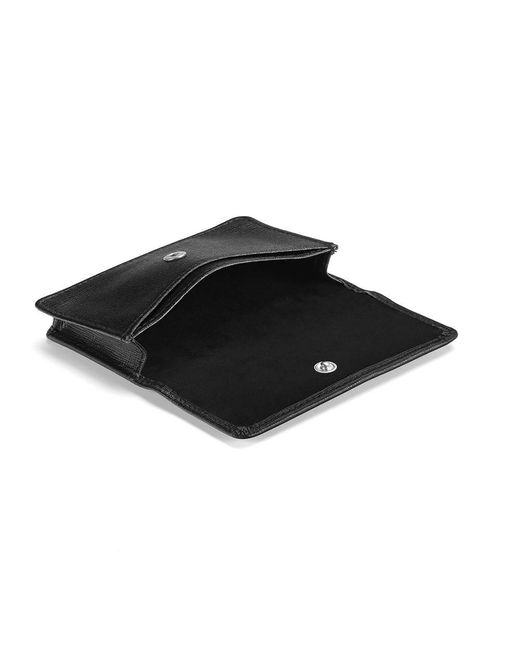 Aspinal - Black Business & Credit Card Case - Lyst