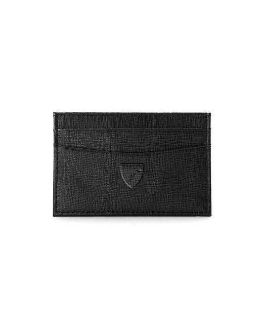 Aspinal - Black Slim Credit Card Case - Lyst