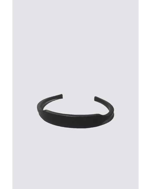 Giles & Brother - Id Cuff - Military Black - Lyst