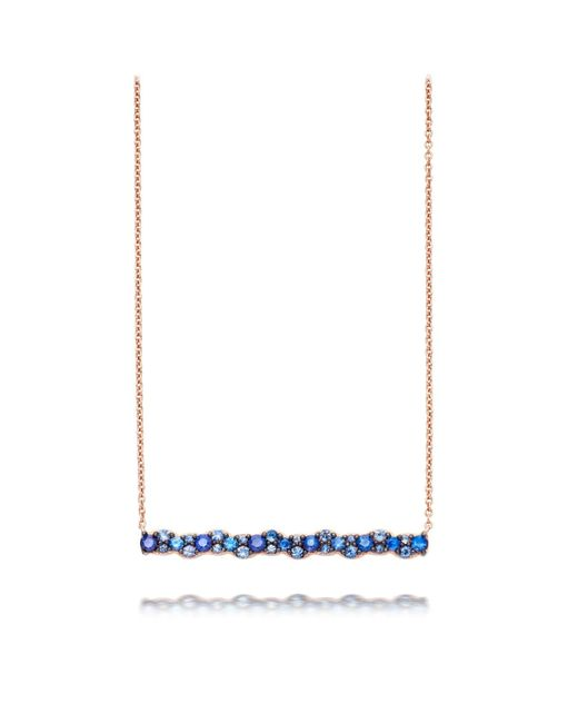 Astley Clarke - Multicolor Linia Interstellar Sapphire Pendant - Lyst