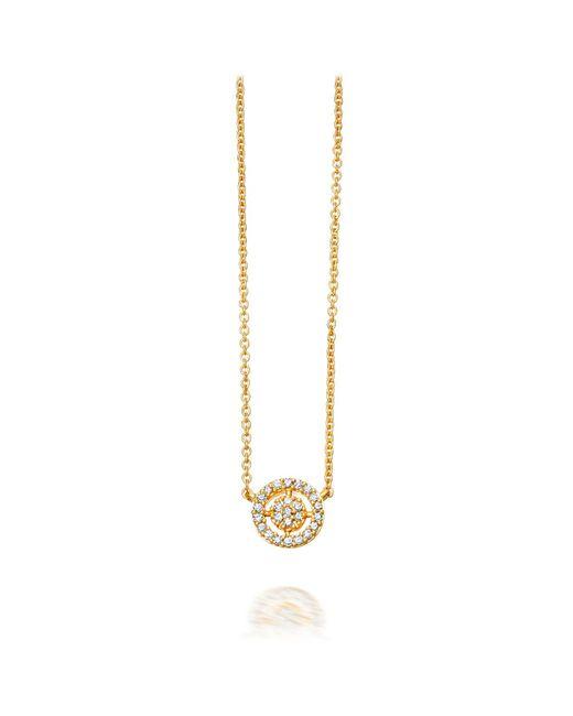 Astley Clarke | Metallic Mini Icon Aura Pendant | Lyst