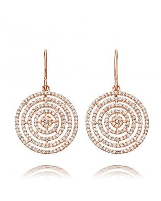 Astley Clarke | Metallic Icon Aura Earrings | Lyst