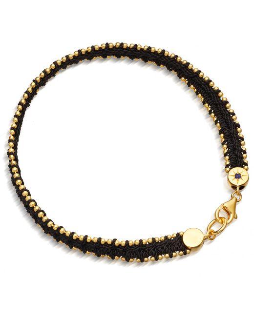 Astley Clarke | Black Walk On The Wild Side Nugget Bracelet | Lyst