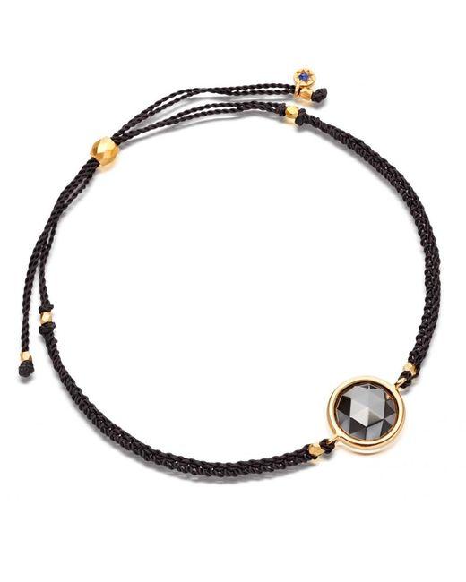 Astley Clarke | Gray Hematite Polka Biography Bracelet | Lyst