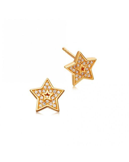 Astley Clarke - Multicolor Mini Star Biography Stud Earrings - Lyst