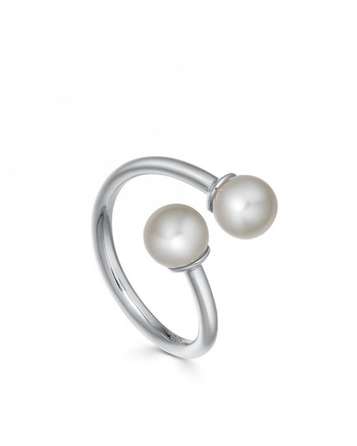 Astley Clarke - Multicolor Yves Pearl Ring - Lyst