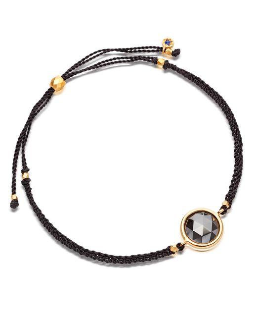 Astley Clarke - Gray Hematite Polka Biography Bracelet - Lyst