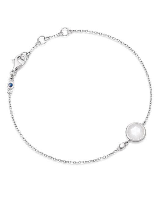 Astley Clarke - Metallic Mini Moonstone Round Stilla Bracelet - Lyst