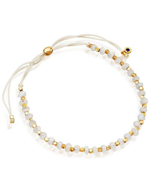 Astley Clarke | Metallic Moonstone Skinny Biography Bracelet | Lyst