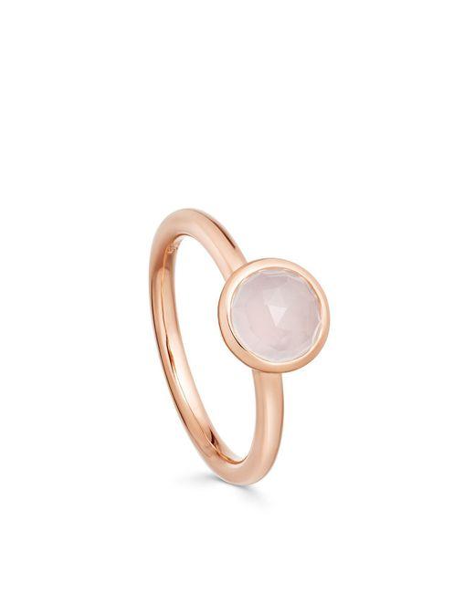 Astley Clarke - Multicolor Moonstone Round Stilla Ring - Lyst