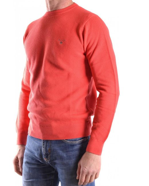 Gant - Orange Sweater for Men - Lyst