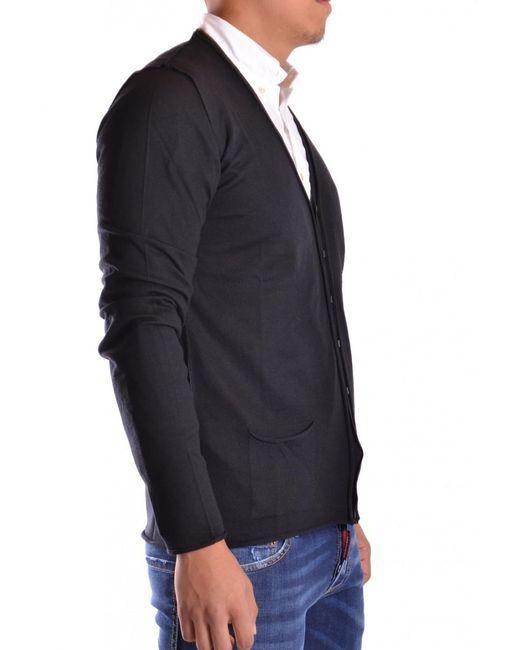 Isabel Benenato - Black Sweater for Men - Lyst