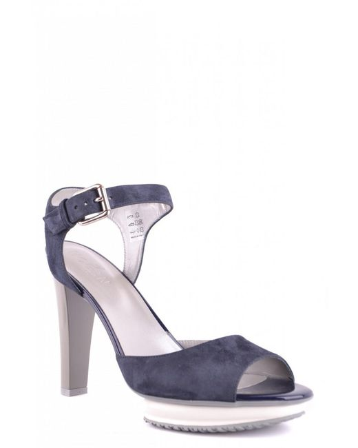 Hogan - Blue Shoes - Lyst