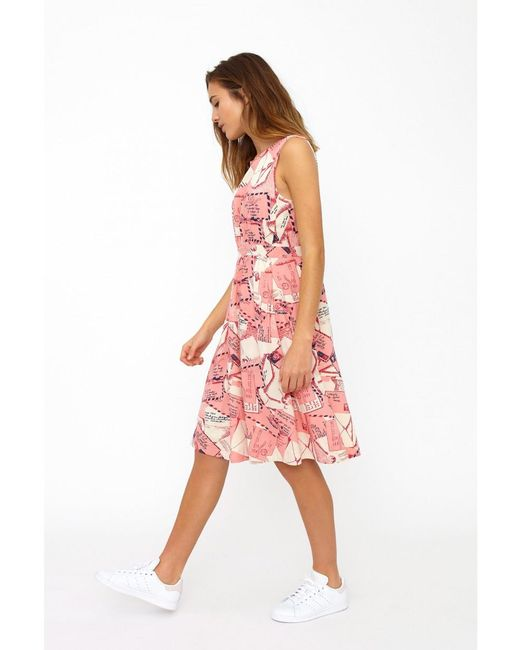 45604fb6de5 Emily and Fin - Pink New Lucy Loveletters Dress - Lyst ...