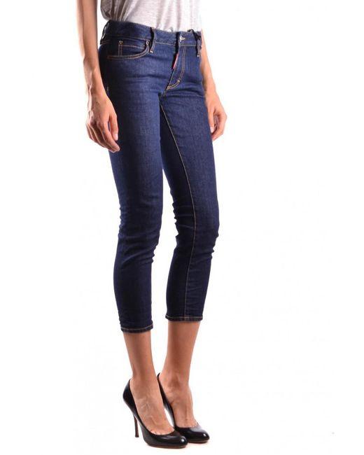 DSquared² - Blue Jeans - Lyst