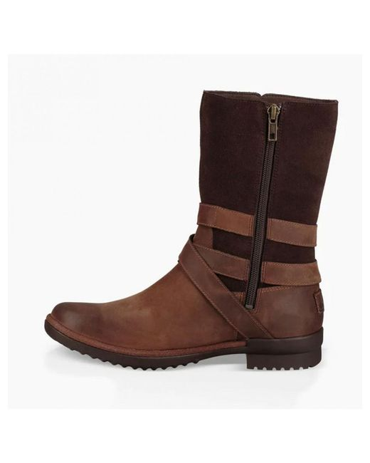 Ugg - Brown Lorna Boots - Lyst
