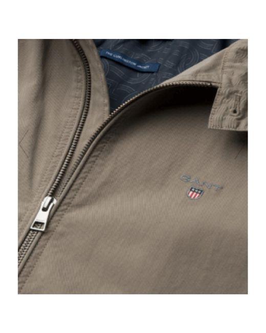 Gant - Multicolor Curlington Jacket for Men - Lyst