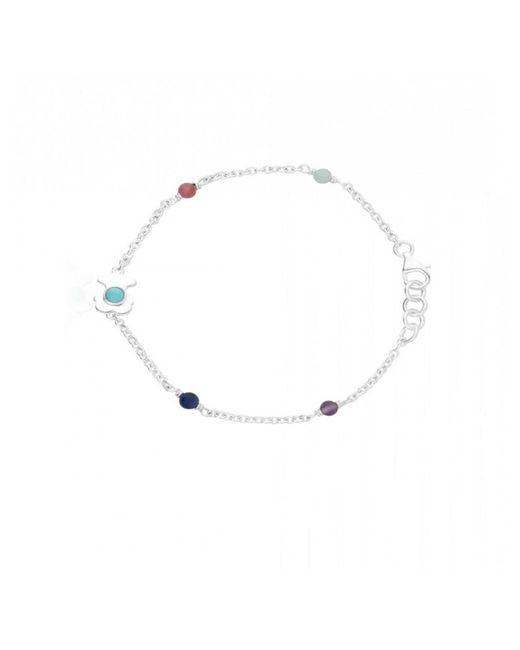 Tous - Metallic Bracelet In Silver - Lyst