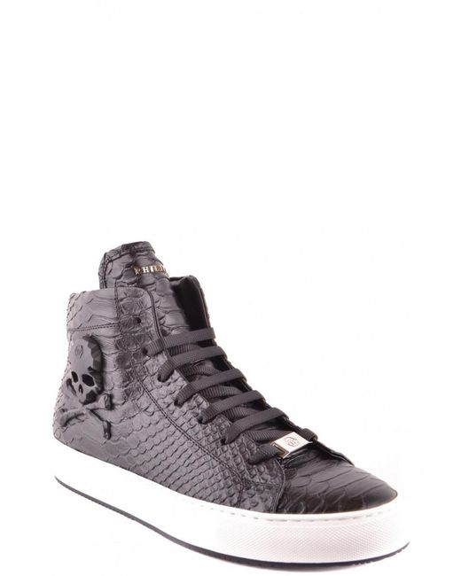 Philipp Plein - Brown Shoes for Men - Lyst